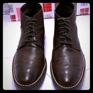 Like New Cole HAAN Brown Leather Dress Shoes: 9.5M